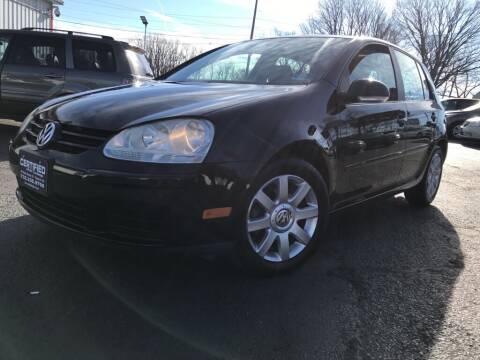 2008 Volkswagen Rabbit for sale at Certified Auto Exchange in Keyport NJ