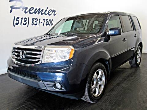 2012 Honda Pilot for sale at Premier Automotive Group in Milford OH