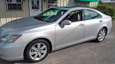 2009 Lexus ES 350 for sale at Haigler Motors Inc in Tyler TX