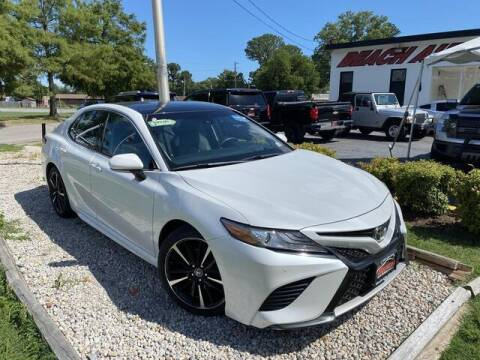 2018 Toyota Camry for sale at Beach Auto Brokers in Norfolk VA