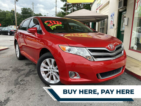 2013 Toyota Venza for sale at Automan Auto Sales, LLC in Norcross GA