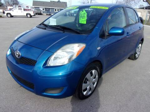 2009 Toyota Yaris for sale at Ideal Auto Sales, Inc. in Waukesha WI