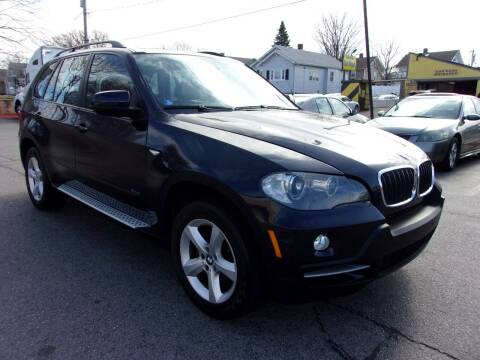 2008 BMW X5 for sale at MIRACLE AUTO SALES in Cranston RI