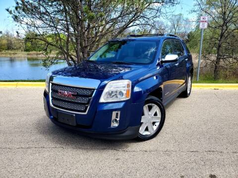 2010 GMC Terrain for sale at Excalibur Auto Sales in Palatine IL