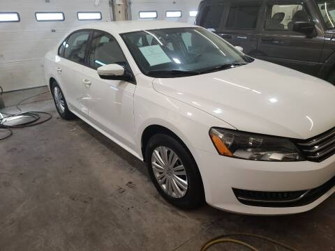2014 Volkswagen Passat for sale at Lewis Blvd Auto Sales in Sioux City IA