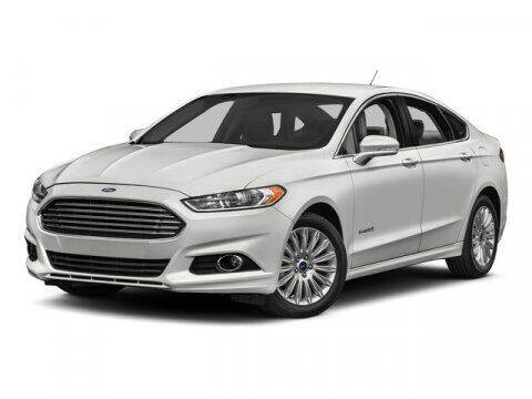 2016 Ford Fusion Hybrid for sale at Car Vision Buying Center in Norristown PA