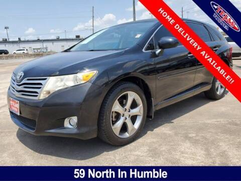 2009 Toyota Venza for sale at TEJAS TOYOTA in Humble TX