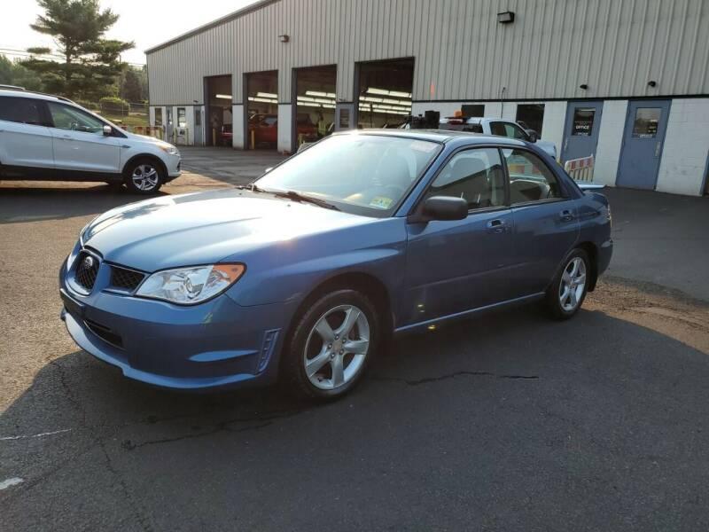 2007 Subaru Impreza for sale at DPG Enterprize in Catskill NY