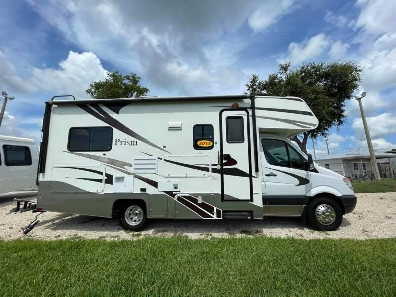2014 Coachmen Prism 2150LE for sale at AUTO CARE CENTER INC in Fort Pierce FL