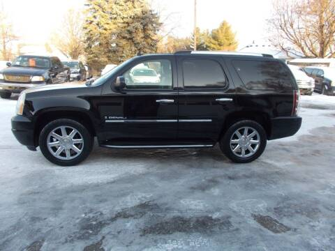 2009 GMC Yukon for sale at Jenison Auto Sales in Jenison MI