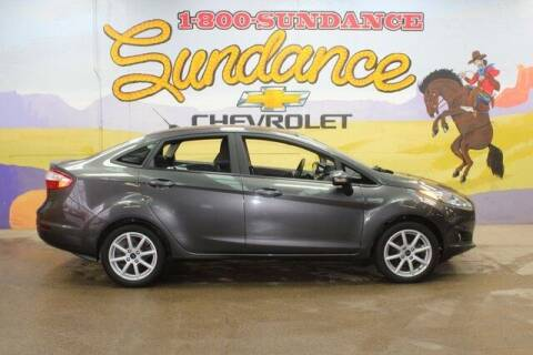 2015 Ford Fiesta for sale at Sundance Chevrolet in Grand Ledge MI