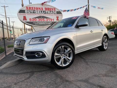 2013 Audi Q5 for sale at Arizona Drive LLC in Tucson AZ