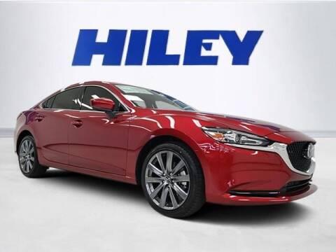 2021 Mazda MAZDA6 for sale at HILEY MAZDA VOLKSWAGEN of ARLINGTON in Arlington TX