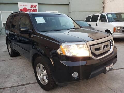 2010 Honda Pilot for sale at Joy Motors in Los Angeles CA