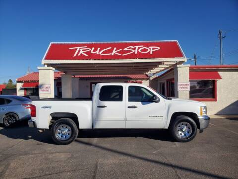 2013 Chevrolet Silverado 1500 for sale at TRUCK STOP INC in Tucson AZ