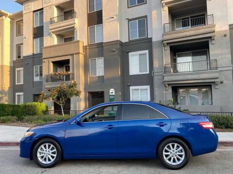 2011 Toyota Camry for sale at Carpower Trading Inc. in Anaheim CA