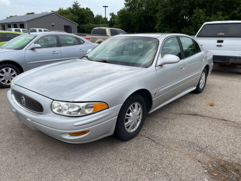 2002 Buick LeSabre for sale at Blake Hollenbeck Auto Sales in Greenville MI