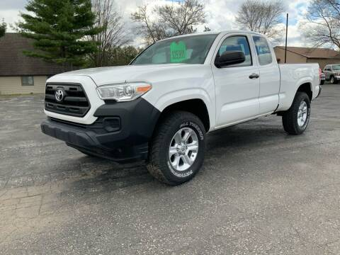 2017 Toyota Tacoma for sale at Stein Motors Inc in Traverse City MI