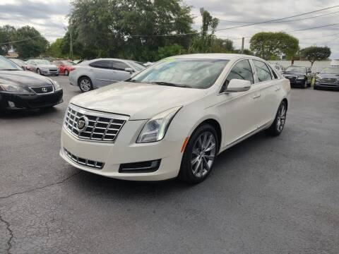 2014 Cadillac XTS for sale at Bargain Auto Sales in West Palm Beach FL