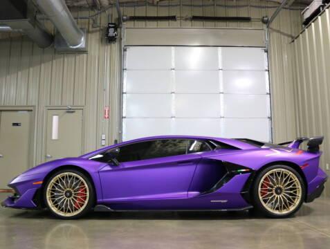 2019 Lamborghini Aventador SVJ for sale at Elite Autos LLC in Jonesboro AR