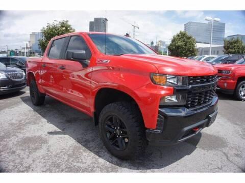 2020 Chevrolet Silverado 1500 for sale at BEAMAN TOYOTA - Beaman Buick GMC in Nashville TN