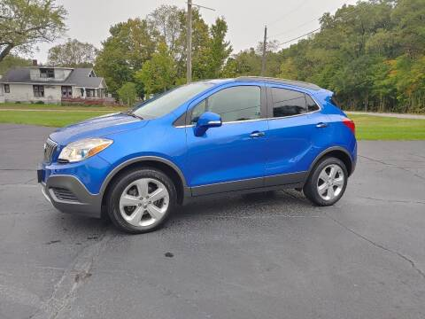 2016 Buick Encore for sale at Depue Auto Sales Inc in Paw Paw MI