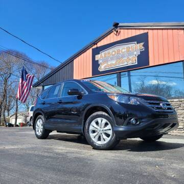 2014 Honda CR-V for sale at Harborcreek Auto Gallery in Harborcreek PA