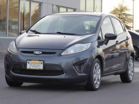 2011 Ford Fiesta for sale at Loudoun Used Cars - LOUDOUN MOTOR CARS in Chantilly VA