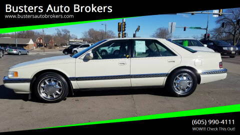 1996 Cadillac Seville for sale at Busters Auto Brokers in Mitchell SD