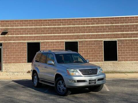 2007 Lexus GX 470 for sale at A To Z Autosports LLC in Madison WI