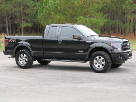 2014 Ford F-150 for sale at Hometown Auto Sales - Trucks in Jasper AL