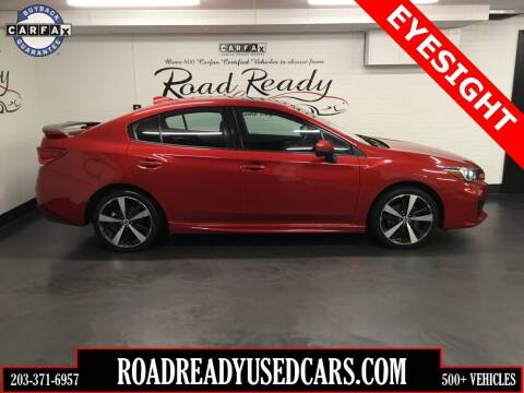 2017 Subaru Impreza for sale at Road Ready Used Cars in Ansonia CT