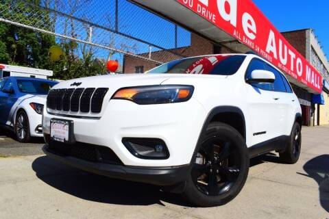2019 Jeep Cherokee for sale at HILLSIDE AUTO MALL INC in Jamaica NY
