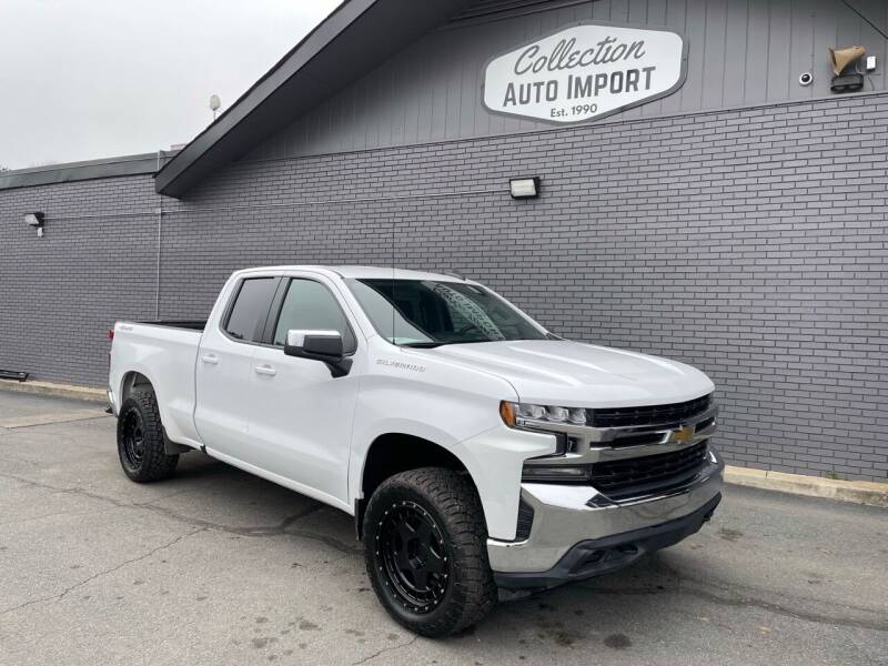 2019 Chevrolet Silverado 1500 for sale at Collection Auto Import in Charlotte NC