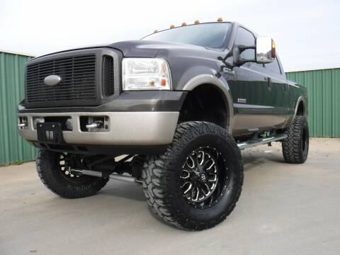 2007 Ford F-250 Super Duty for sale at Triple C Auto Sales in Gainesville TX