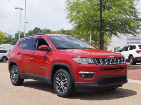 2017 Jeep Compass for sale at BLACKBURN MOTOR CO in Vicksburg MS
