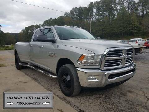2013 RAM Ram Pickup 3500 for sale at Anaheim Auto Auction in Irondale AL