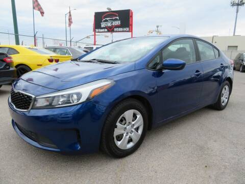 2017 Kia Forte for sale at Moving Rides in El Paso TX