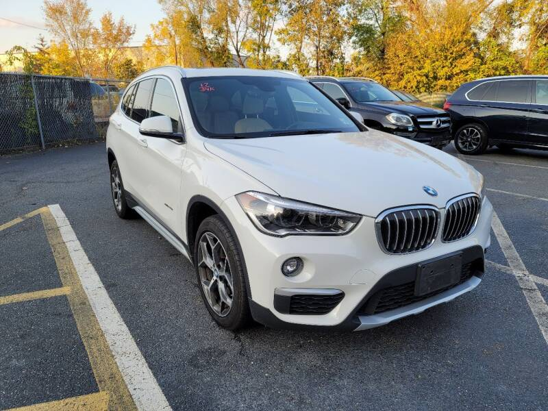 2017 BMW X1 for sale at AW Auto & Truck Wholesalers  Inc. in Hasbrouck Heights NJ