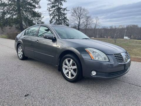 2005 Nissan Maxima for sale at 100% Auto Wholesalers in Attleboro MA