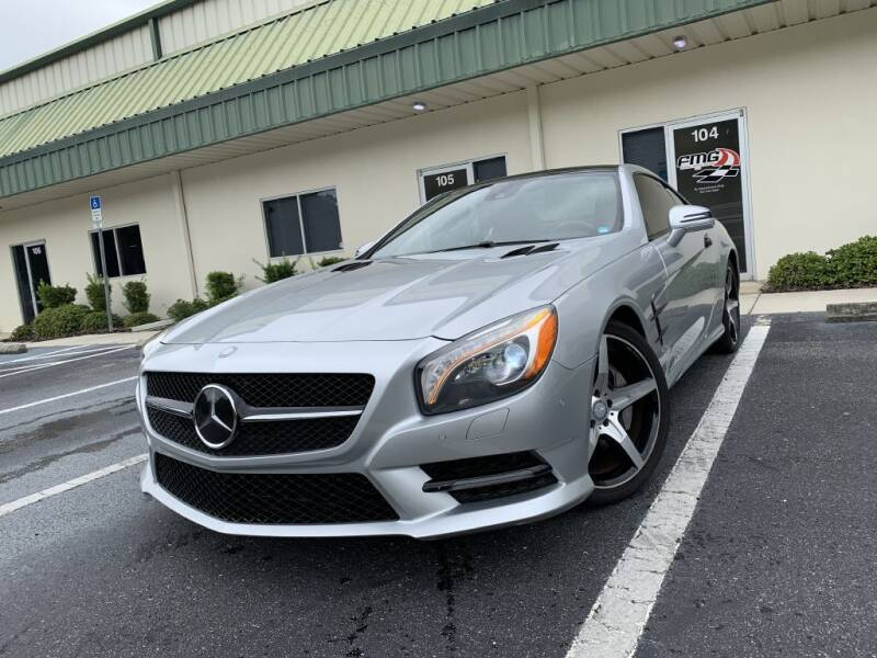 2013 Mercedes-Benz SL-Class for sale at Fisher Motor Group LLC in Bradenton FL