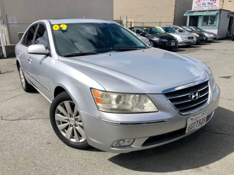 2009 Hyundai Sonata for sale at TMT Motors in San Diego CA
