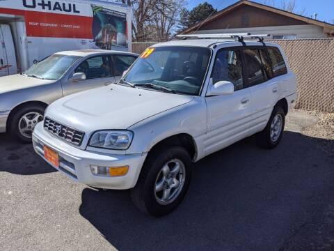 1999 Toyota RAV4 for sale at Progressive Auto Sales in Twin Falls ID