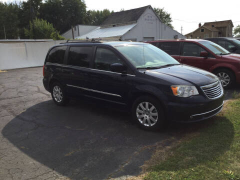 2013 Chrysler Town and Country for sale at Autos Unlimited, LLC in Adrian MI