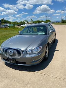2008 Buick LaCrosse for sale at MJ'S Sales in O'Fallon MO