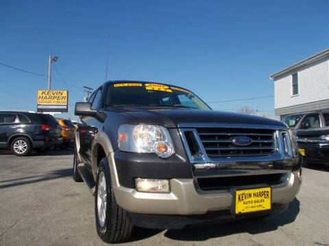 2007 Ford Explorer for sale at Kevin Harper Auto Sales in Mount Zion IL