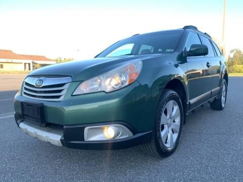 2011 Subaru Outback for sale at American Auto Mall in Fredericksburg VA
