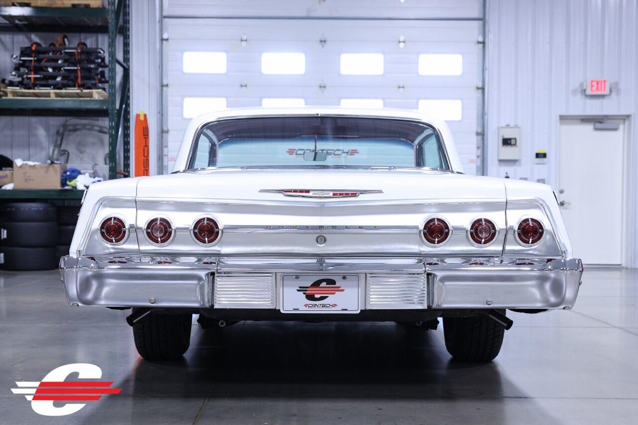 Cantech automotive: 1962 Chevrolet Impala 350ci V8 Coupe