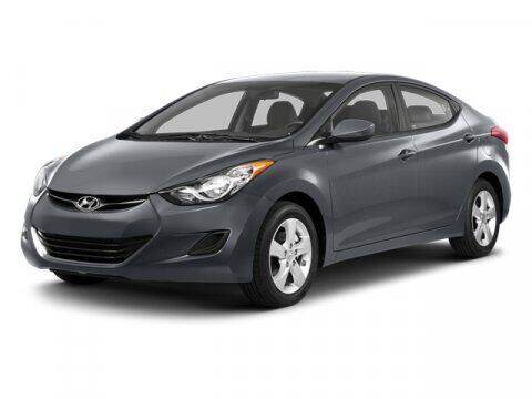 2013 Hyundai Elantra for sale at Wally Armour Chrysler Dodge Jeep Ram in Alliance OH