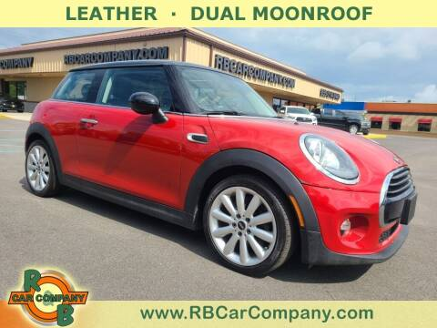 2017 MINI Hardtop 2 Door for sale at R & B Car Company in South Bend IN
